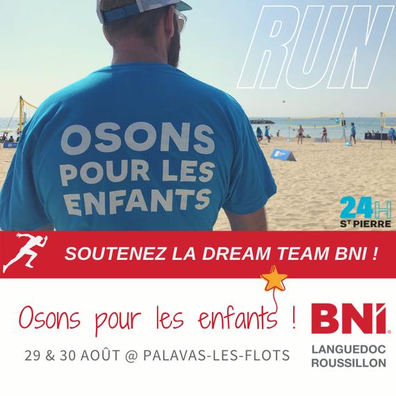 DREAM TEAM BNI (RUN 24h)