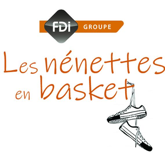 FDI - Les Nénettes en basket