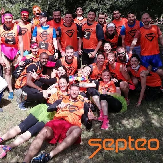 L'équipe Septeo - le retour !
