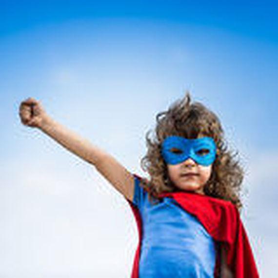 Les Super Héros pour les enfants de Saint-Pierre
