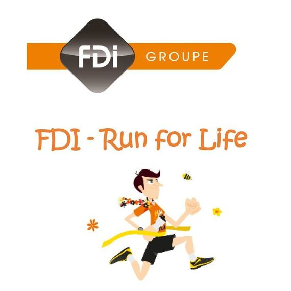 FDI - RUN FOR LIFE