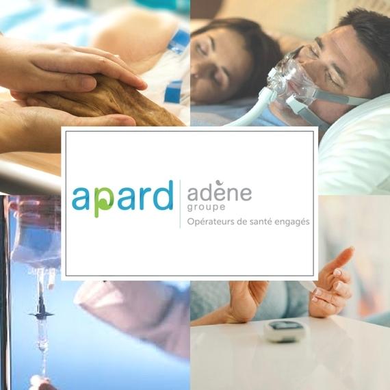 Team Apard groupe Adène